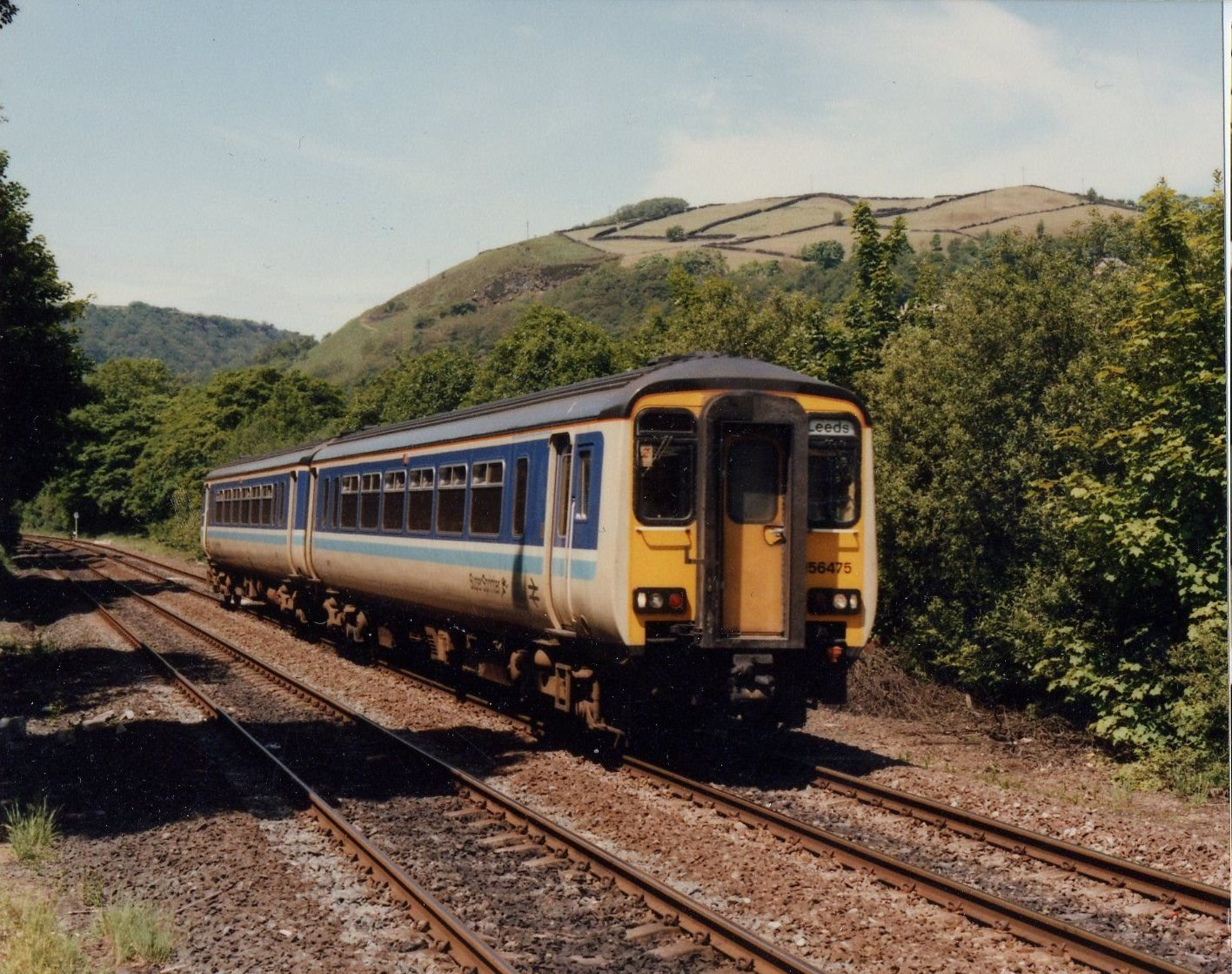 Image showing 156475 somewhere in the Pennines