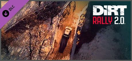 Clickable image taking you to the Steam store page for the Monte Carlo Rally DLC for Dirt Rally 2.0.