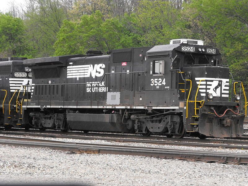Image showing NS #3524 at Battle Creek, Michigan