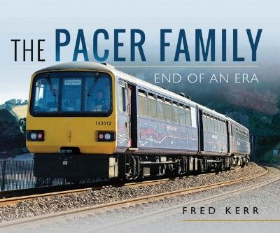 Image showing the cover of The Pacer Family: End of an Era by Fred Kerr