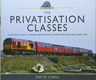 Image showing the cover of The Privatisation Classes by David Cable