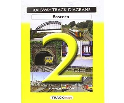 Image showing the cover of Quail Track Diagrams Book 2: Eastern