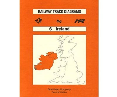 Image showing the cover of Quail Track Diagrams Book 6: Ireland