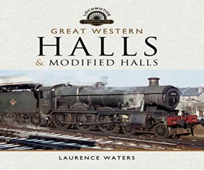 Image showing the cover of The Great Western Halls and Modified Halls by Laurence Waters