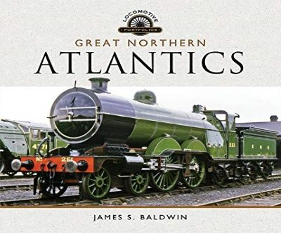 Image showing the cover of The Great Northern Atlantics by James S. Baldwin