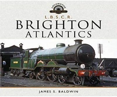 Image showing the cover of The Brighton Atlantics by James S. Baldwin