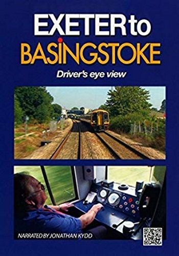 Image showing the cover of the Exeter to Basingstoke driver's eye view film