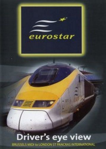 Clickable image taking you to the Eurostar Brussels to London Driver's Eye View