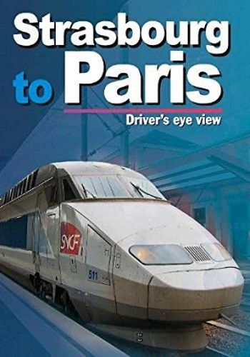 Image showing the cover of the Strasbourg to Paris driver's eye view film