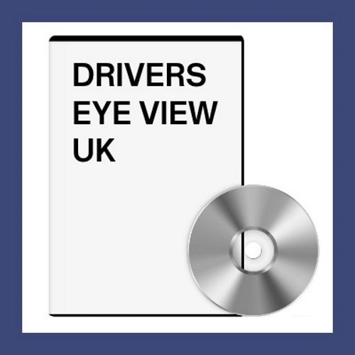 Clickable image taking you to the UK Driver's Eye View section at the DPSimulation Railway DVD Store