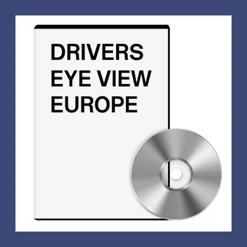 Clickable image taking you to the European Driver's Eye View section at the DPSimulation Railway DVD Store
