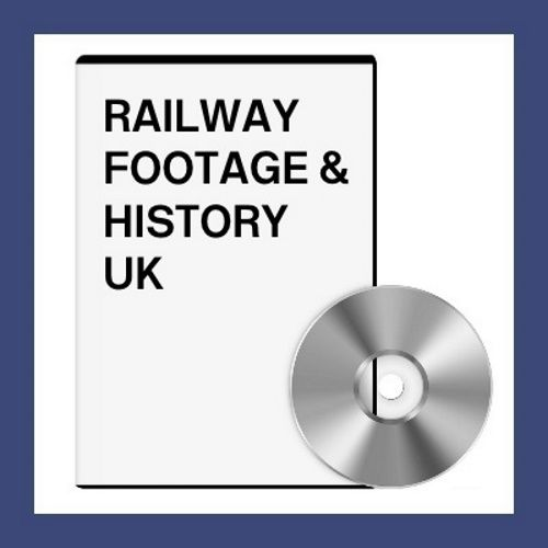 Clickable image taking you to the UK Railway Footage and History section at the DPSimulation Railway DVD Store