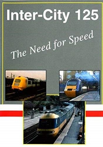 Image showing the cover of the Inter-city125 - The Need for Speed film