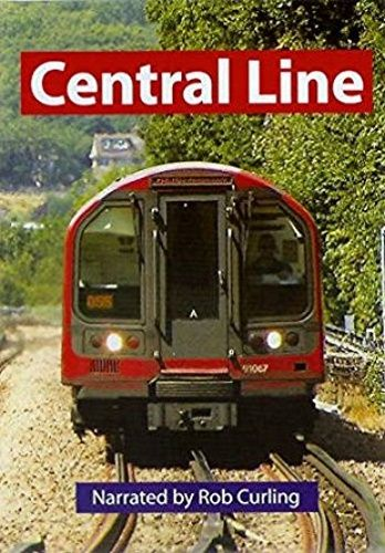Image showing the cover of the Central Line driver's eye view film