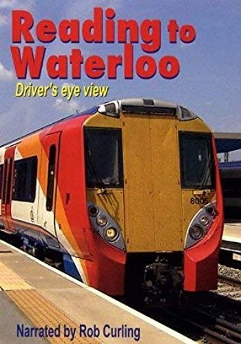Image showing the cover of the Reading to Waterloo driver's eye view film
