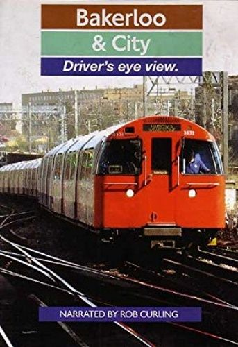Image showing the cover of the Bakerloo & City driver's eye view film