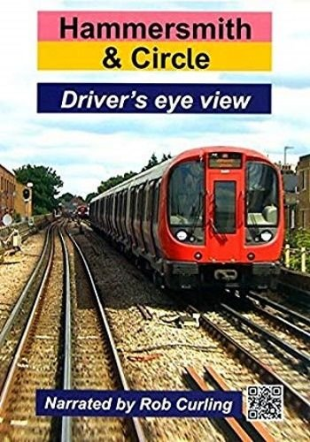 Clickable image taking you to the Hammersmith and Circle Line Driver's Eye View