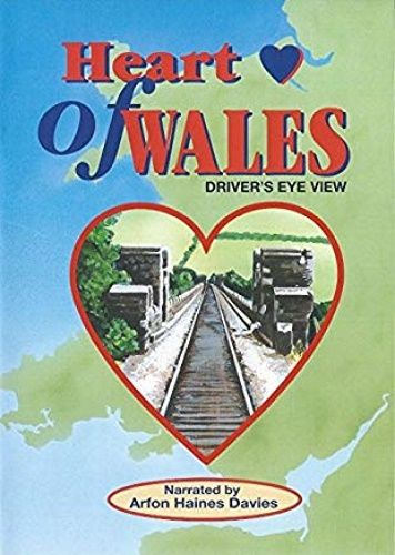 Image showing the cover of the Heart of Wales: Swansea-Shrewsbury driver's eye view film