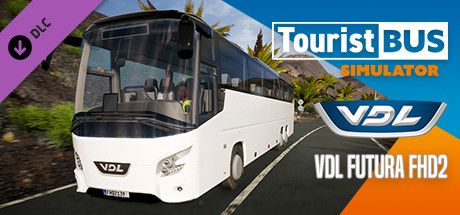 Clickable image taking you to the Steam store page for the VDL Futura FHD2 DLC for Tourist Bus Simulator