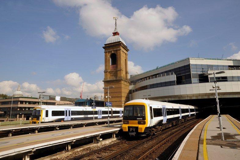 Image showing Southeastern Trains Class 456 EMU