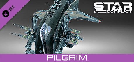 Clickable image taking you to the Steam store page for the Pilgrim DLC for Star Conflict