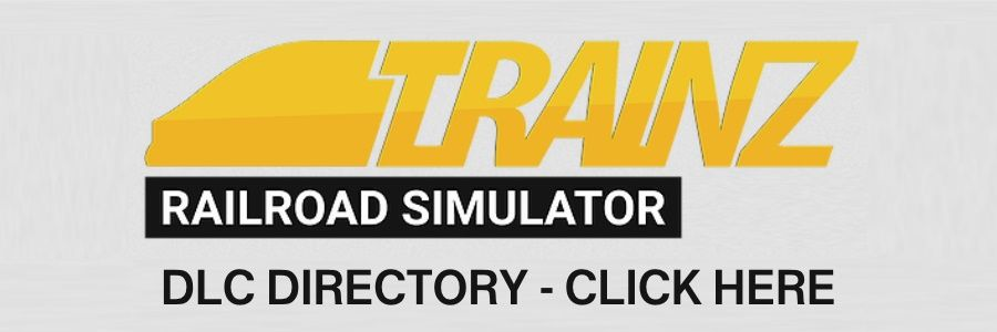 Clickable image taking you to the Trainz Railroad Simulator DLC directory at DPSimulation