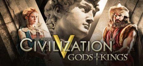 Clickable image taking you to the Indiegala store page for the Gods and Kings DLC for Sid Meier's Civilization® V