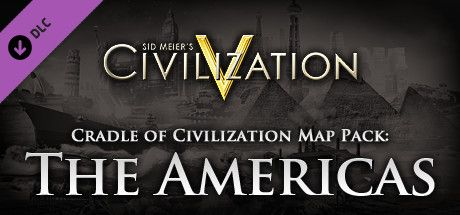 Clickable image taking you to the Indiegala store page for the Cradle of Civilization Map Pack: Americas DLC for Sid Meier's Civilization® V