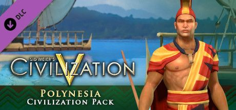 Clickable image taking you to the Indiegala store page for the Civ and Scenario Pack: Polynesia DLC for Sid Meier's Civilization® V