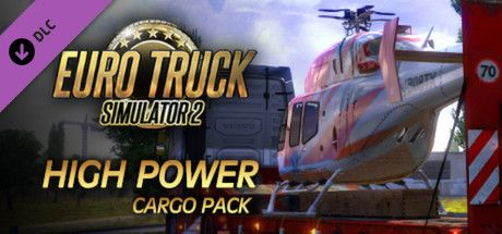 Clickable image taking you to the DPSimulation page for the Euro Truck Simulator 2 - High Power Cargo Pack DLC