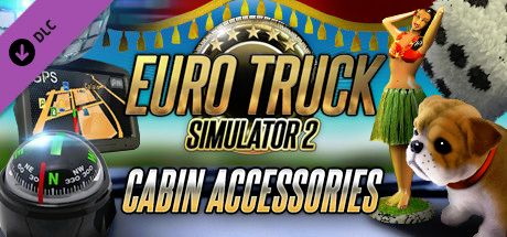 Clickable image taking you to the DPSimulation page for the Euro Truck Simulator 2 - Cabin Accessories DLC