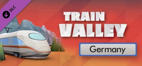 Clickable image taking you to the Steam store page for the Germany DLC for Train Valley