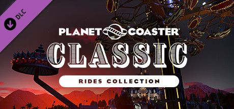 Clickable image taking you to the Steam store page for the Classic Rides Collection DLC for Planet Coaster
