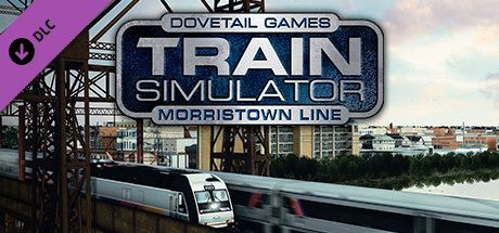 Clickable image taking you to the DPSimulation page for the North Jersey Coast & Morristown Lines Route Add-On DLC for Train Simulator