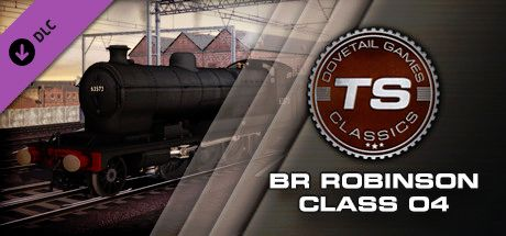 Clickable image taking you to the DPSimulation page for the BR Robinson Class O4 Loco Add-On DLC for Train Simulator