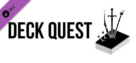 Clickable image taking you to the Steam store page for the Deck Quest DLC for Tabletop Simulator