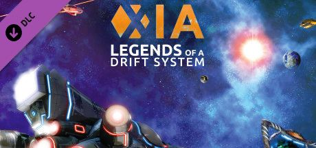 Clickable image taking you to the Steam store page for the Xia: Legends of a Drift System DLC for Tabletop Simulator