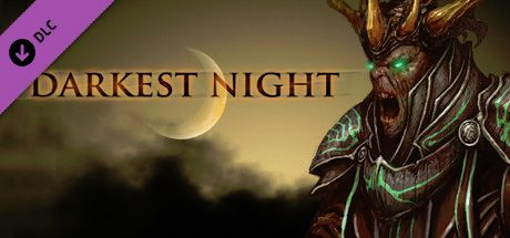Clickable image taking you to the Steam store page for the Darkest Night DLC for Tabletop Simulator