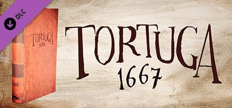 Clickable image taking you to the Steam store page for the Tortuga 1667 DLC for Tabletop Simulator
