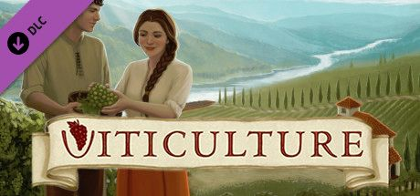 Clickable image taking you to the Steam store page for the Viticulture DLC for Tabletop Simulator