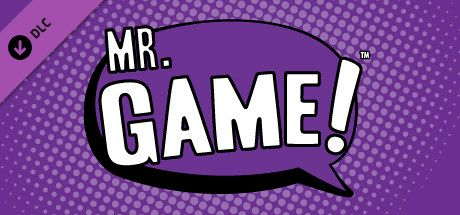 Clickable image taking you to the Steam store page for the Mr. Game! DLC for Tabletop Simulator
