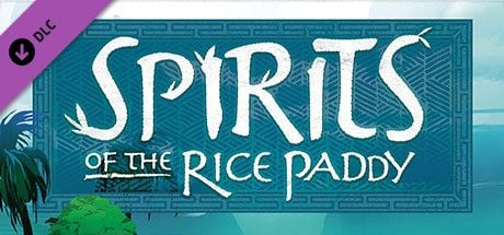 Clickable image taking you to the Steam store page for the Spirits of the Rice Paddy DLC for Tabletop Simulator