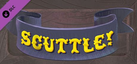 Clickable image taking you to the Steam store page for the Scuttle! DLC for Tabletop Simulator