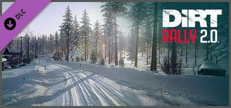 Clickable image taking you to the Steam store page for the Sweden (Rally Location) DLC for DiRT Rally 2.0