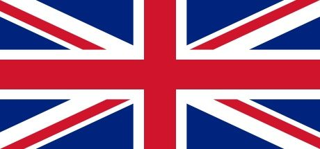Image showing national flag of the United Kingdom