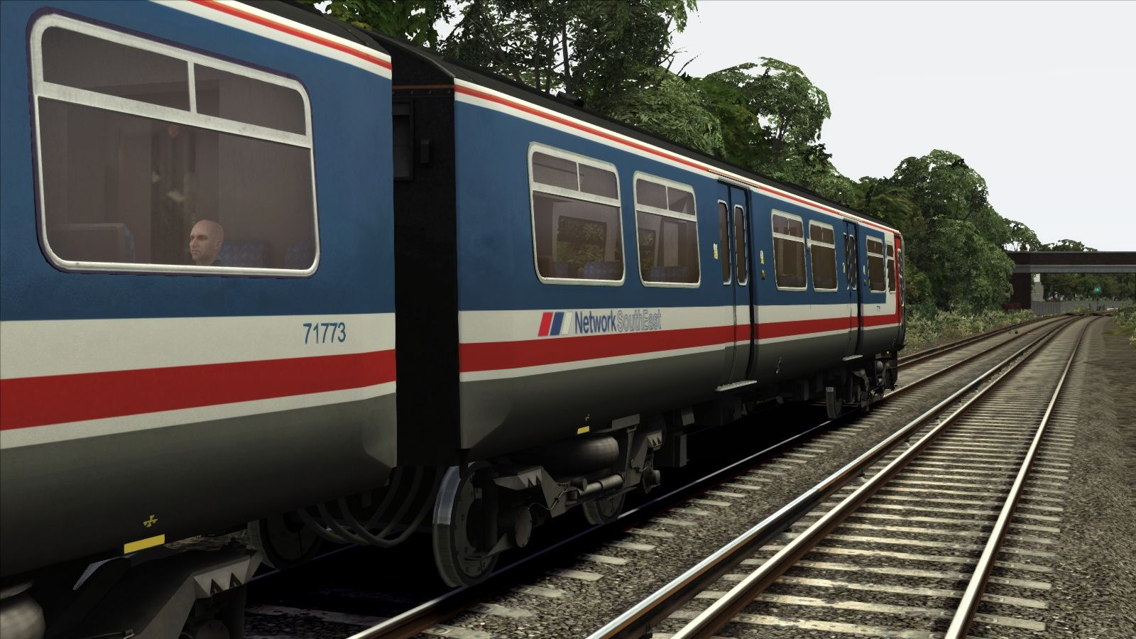 TS Marketplace: Network South East Class 319 Add-on Livery 2015 pc game Img-3