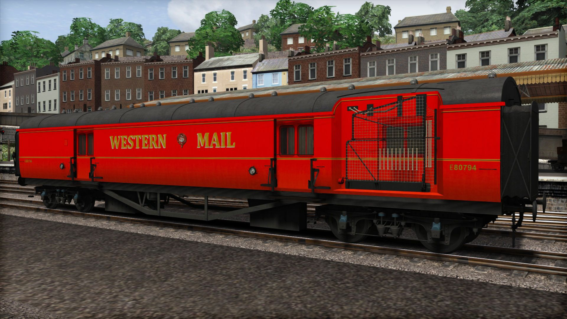 Image showing screenshot of the BR Saint & TPO Livery Pack Add-On on the TS Marketplace