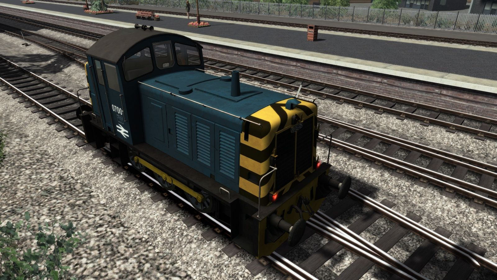 TS Marketplace: BR Blue Class 08 Add-on Livery 2014 pc game Img-3