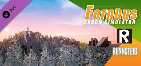 Clickable image taking you to the Steam store page for the Rennsteig DLC for Fernbus Simulator
