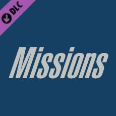 Clickable image taking you to the Missions section of the Flight Simulator X DLC directory
